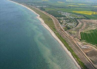 Hochwasserschutz - Küstensicherung