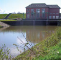 Erweiterung des Schöpfwerkes Brunsbüttel Nord - Bau einer dritten Pumpe