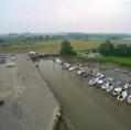 Touristische Infrastruktur Haseldorfer Hafen